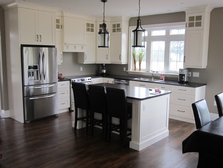 Wind Ridge Design Build Ltd - New Build - Otterville - Kitchen