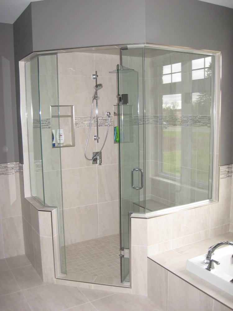 Wind Ridge Design Build Ltd - Burford - Shower