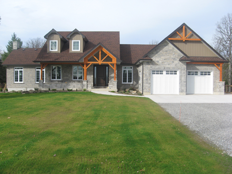 Canfield - Smithville Road - Front