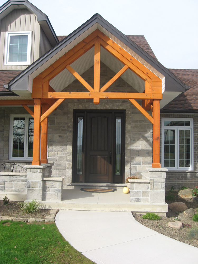 Canfield - Smithville Road - Front Entrance