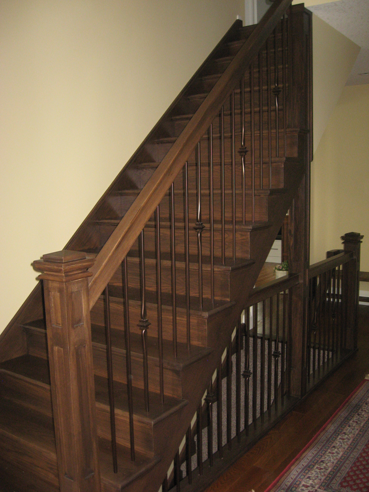 Canfield - Smithville Road - Staircase