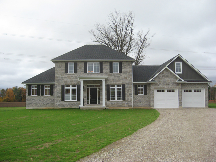 Otterville - River Oaks Drive - New Build