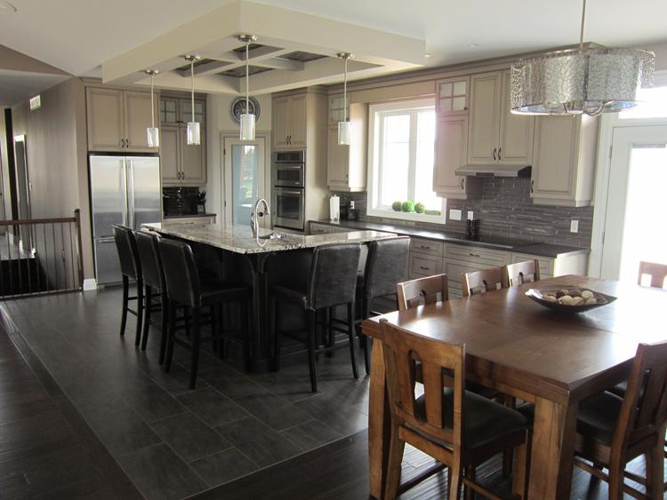 Thamesford - New House - Kitchen