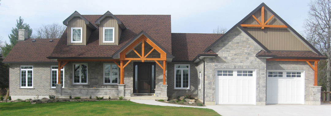 Wind Ridge Design Build Ltd - Canfield - New House