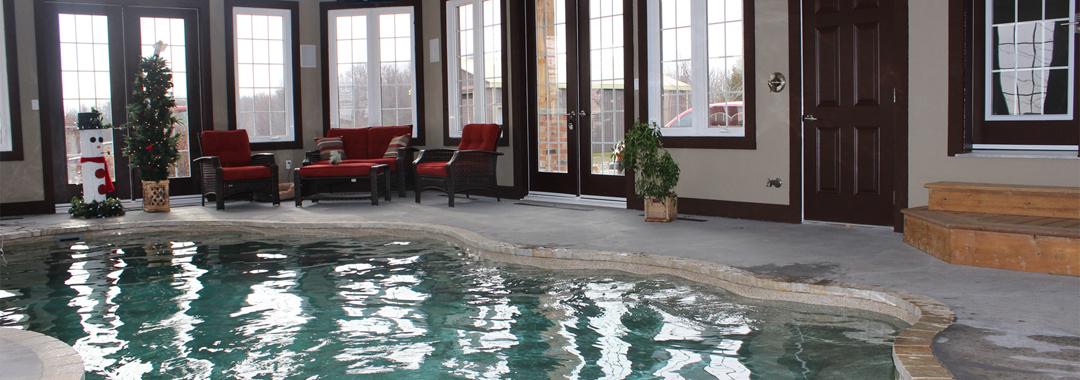 Wind Ridge Design Build Ltd - Indoor Pool