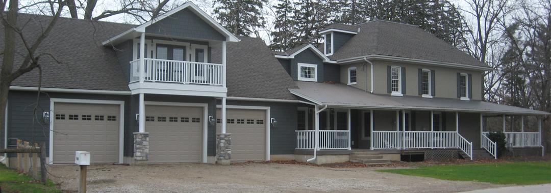 Wind Ridge Design Build Ltd - Otterville - Addition