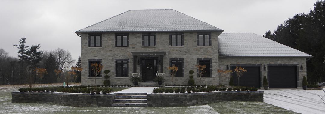 Wind Ridge Design Build Ltd - Otterville - James Street - New House