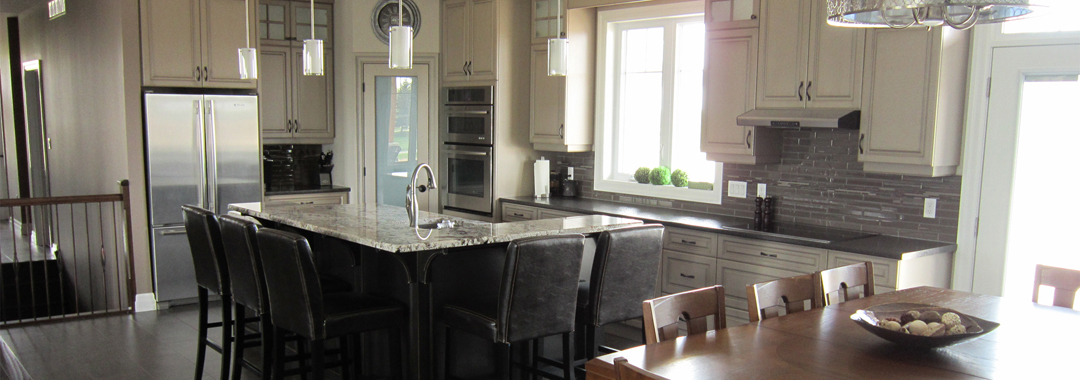 Wind Ridge Design Build Ltd - Thamesford - New House - Kitchen